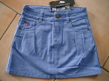 "(C394) Little Marc Jacobs Girls Jeans Rock ""M"" Taschen und Logo Stickerei gr.152"