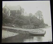 Glass Magic lantern slide PORTSONACHAN C1910 SCOTLAND