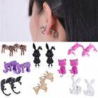 1pair New fashion Women cute animal earrings lovely jewelry ear stud Lady gift