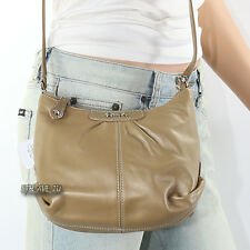 NWT COACH ASHLEY  LEATHER SWINGPACK CROSSBODY SHOULDER BAG Z52167 NEW KHAKI RARE