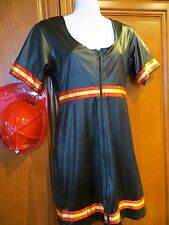 FIRE WOMEN Smokin' Hot Fire Fighter Costume Size M