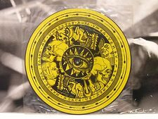 PSYCHIC TV - ALBUM 10 PICTURE DISC LP 1st UK TEMPLE RECORDS 1988 TOPY 032 YELLOW