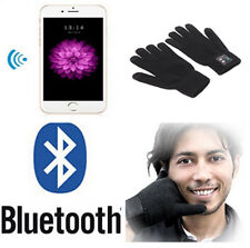 Multifunctional Bluetooth Touch Talking Screen Gloves Handset For Smart Phone xp