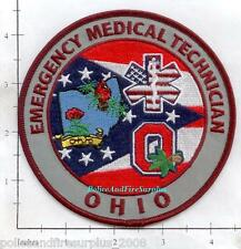 Ohio - Ohio Emergency Medical Technician OH Fire Dept Patch