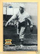 Christy Mathewson 1999 99 Sports Illustrated Greats of the Game #13  - Shipping