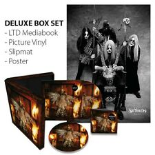 SATYRICON Nemesis Divina Limited Edition Box Set 700 only rare picture LP cd +++