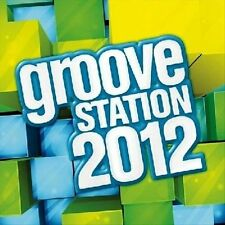 2012 Groove Station New CD