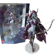 "5.5"" World of Warcraft Forsaken Queen Sylvanas Windrunner Action Figure Kid Toy"