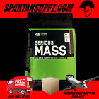 OPTIMUM NUTRITION SERIOUS MASS 5.45KG WEIGHT GAINER FREE POST IN AUS