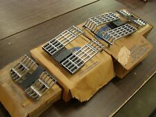 NOS OEM Ford 1969 Galaxie 500 XL LTD Grille Sections