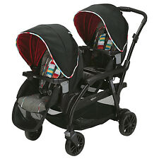 Graco Modes Duo Removable Seats Infant and Youth Double Stroller, Play | 1991923