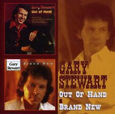 Out Of Hand & Brand New - Gary Stewart (2013, CD NEUF)