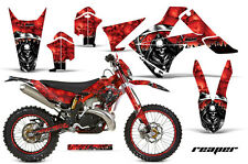 AMR Racing Gas Gas EC 250/300 Number Plate Graphics Kit Bike Decals 11-12 REAP R