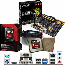 AMD Kaveri A10 7700K 3,4 GHz & ASUS A88XM-PLUS Inc RADEON R7-Scheda madre e CPU Bundle