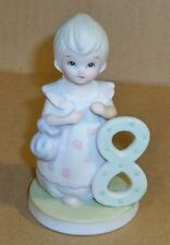 The Christopher Collection, For Girl 8yrs Old, 1982 Figurine