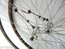 Assos Wheelset Rims Omas hubs 700c Vintage Road Racing  Bike