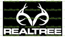 Realtree II - Outdoor Hunting Apparel - Vinyl Die-Cut Peel N' Stick Decals