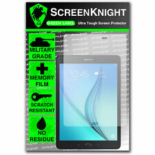 "ScreenKnight Samsung Galaxy Tab A 9.7"" SCREEN PROTECTOR invisible Military Grade"