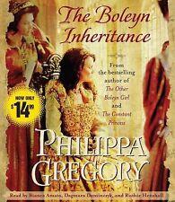 The Boleyn Inheritance by Philippa Gregory (2008, CD, Abridged) NEW