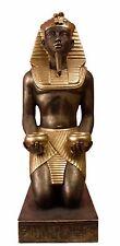 Ägyptische Figur Tutenchamun Pharao Skulptur Ägypten Ramses Teelichthalter F110