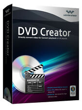 Wondershare DVD Creator 3.8 Vollversion ESD Download 19,- statt 29,99 EUR!