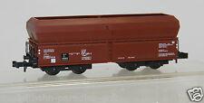 Minitrix Spur N 3287 Selbstentladewagen der DB in VP (JL4110)