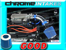 BLUE FULL AIR INTAKE KIT FOR 04 05 06-08 HYUNDAI TIBURON/04-06 ELANTRA 2.0L I4