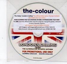 (DS299) The Colour, London's Calling - 2012 DJ CD