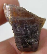 44.15ct Brazil 100% Natural Rough Raw Cacoxenite Amethyst Crystal Specimen 8.80g