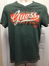 VINTAGE LADIES GUESS LOS ANGELES T SHIRT LARGE