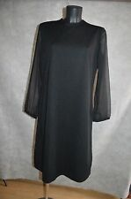 ROBE JOAN CURTIS SOIREE  TAILLE 42/XL DRESS/ABITO/VESTIDO/KLEID LBD VINTAGE BE