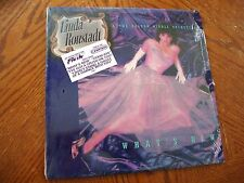 LINDA RONSTADT NELSON RIDDLE WHATS NEW 1983 LP WITH INNER NEAR MINT