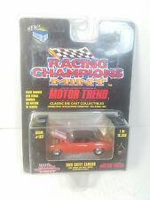1998 RACING CHAMPIONS MINT Motor Trend 1969 Chevrolet Camaro Coupe Issue #163