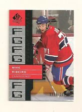 2002-03 SP Authentic Future Greats #120 Mike Ribeiro /2003