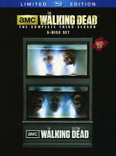 Walking Dead: Season 3 [Blu-ray] by