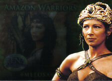 XENA BEAUTY AND BRAWN AMAZON WARRIOR CARD AW6