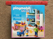 Playmobil City Life #5488 - Toy Shop 51 Pieces Ages 5+ RETIRED New In SEALED Box
