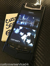 Genuine Vertu Android Ti DIAMONDS PVD A must see Super RARE Never on eBay before