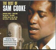 Sam Cooke - The Best Of...Greatest Hits (2CD 2011) NEW/SEALED