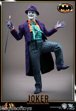 HOT TOYS DX08 1989 JOKER BATMAN 1/6TH SCALE COLLECTIBLE FIGURE