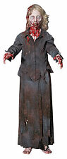 Halloween LifeSize Animated ROCKIN ROXIE ZOMBIE Animatronic Prop Haunted House