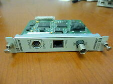 HEWLETT PACKARD JET DIRECT 10BASE T CARD 5182-4752