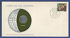 Numisbrief Coins of all Nations Zimbabwe 1983 - 20 Cents 1980 NB-A14/01