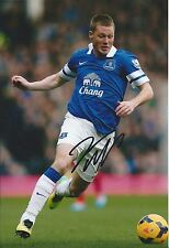 JAMES McCARTHY - Hand Signed 12x8 Photo - Everton Republic of Ireland - Football