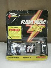 ACTION- JARRETT FAVRE MOTORSPORTS- RAYOVAC MAXIMUM RACING #11- NEW ON CARD- L30