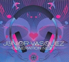 Generation Next [Digipak] * - Vasquez, Junior CD NEW