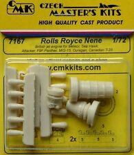 CMK 1/72 Rolls Royce Nene Motor # 7167