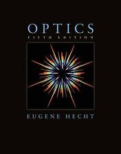 OPTICS [9780133977226] - EUGENE HECHT (HARDCOVER) NEW