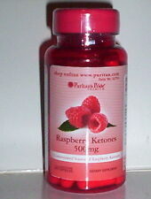 RASBERRY KETONES 500MG RASPBERRY CONCENTRATED PURE KETONE WEIGHT LOSS 60 CAPSULE