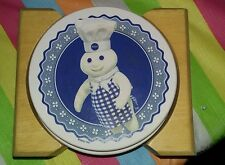 Pillsbury Doughboy Aquastone Coasters (set of 4)